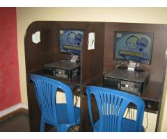 CAFE INTERNET PARA TRASLADAR  GANGA