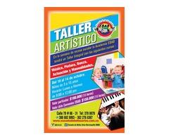 Taller Artistico Semana Octubre