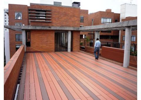 Pisos Deck Madera Sintética Ideal Para Terrazas 228 000