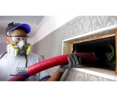 limpieza y mantenimiento de ductos y canaletas