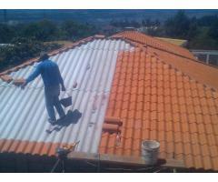 sertvicio y arreglo de goteras en techos