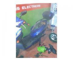 MANTENIMIENTO DE MOTOS ELECTRICAS