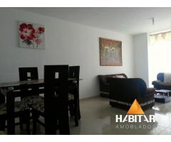 Alquiler temporal Apartamento 3 habitaciones amoblado, Bucaramanga