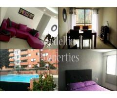 Alquiler de Apartamentos en Medellín Código: 4707