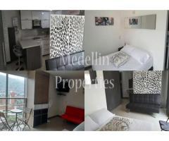 Alquiler de Apartamentos en Medellín Código: 4713