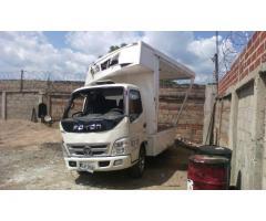 Camion   Fotón 2015 kmtros 30mil para arreglar $ 30 millones