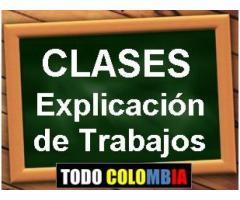 Profesor particular Finanzas Contabilidad Excel Estadistica Clases particulares a domicilio Medellin