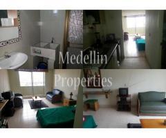 Alquiler de Apartamentos Amueblados en Medellin Código: 4432