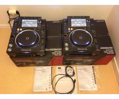 Vendo 2x Pioneer CDJ-2000NXS2 / Pioneer DDJ SZ2/ Pioneer CDJ-Tour1/ Pioneer DDJ-RZX/ Numark Ns7 Iii