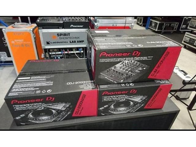 Vendo 2x Pioneer CDJ-2000NXS2 / Pioneer DDJ SZ2/ Pioneer CDJ-Tour1/ Pioneer DDJ-RZX/ Numark Ns7 Iii - 2/6