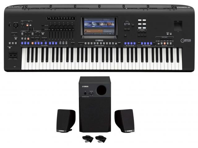 Vende teclados (Korg M3, Korg Pa4x, Korg OASYS, Tr Korg, Yamaha Motif, Yamaha Genos-Tyros) - 1/6