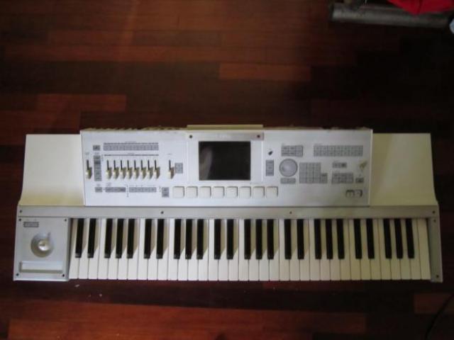 Vende teclados (Korg M3, Korg Pa4x, Korg OASYS, Tr Korg, Yamaha Motif, Yamaha Genos-Tyros) - 2/6