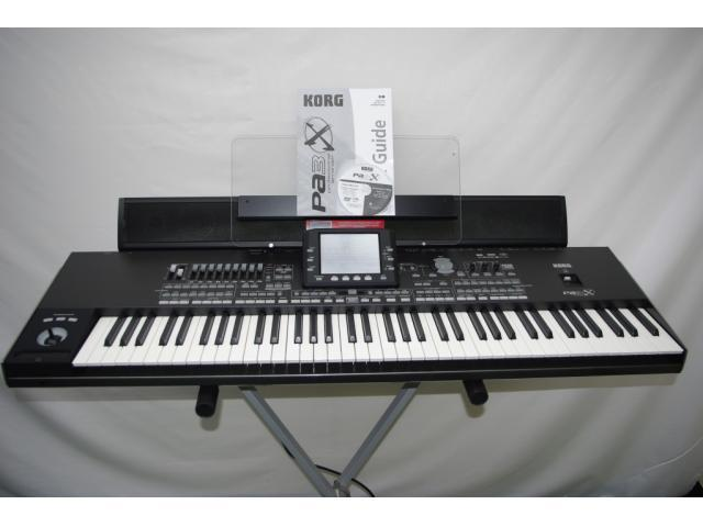 Vende teclados (Korg M3, Korg Pa4x, Korg OASYS, Tr Korg, Yamaha Motif, Yamaha Genos-Tyros) - 3/6