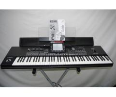 Vende teclados (Korg M3, Korg Pa4x, Korg OASYS, Tr Korg, Yamaha Motif, Yamaha Genos-Tyros)