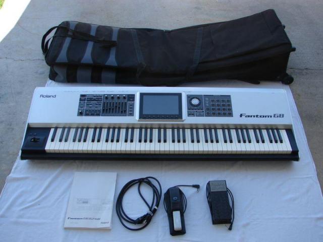 Vende teclados (Korg M3, Korg Pa4x, Korg OASYS, Tr Korg, Yamaha Motif, Yamaha Genos-Tyros) - 6/6