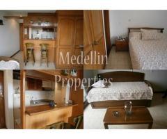 Apartamentos Temporal Amoblados en  Medellin Código: 4479