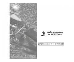 Moto Sierra cadena Diamantada corte profundo 80cm