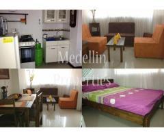 Alquiler de Apartamentos Amueblados en Medellin   Medellin Código: 4415
