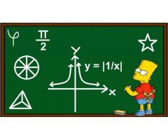 Asesoria de Matematicas y fisica