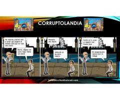 JUEGO SOBRE CORRUPCIÓN