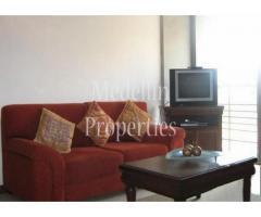Apartamentos Amoblados en Alquiler - Medellín Cód: 4370