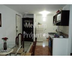 Apartamentos Amoblados en Alquiler - Medellín Cód: 4323