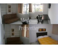 Apartamentos Amoblados en Alquiler - Medellín Cód: 4599