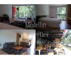 Apartamentos Amoblados en Alquiler - Medellín Cód: 4606