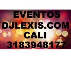 3183948177 EN CALI ALQUILER DE SONIDO CON DJ LUCES MAQUINA DE HUMO