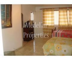 Apartamentos Amoblados en Alquiler - Medellín Cód: 4245