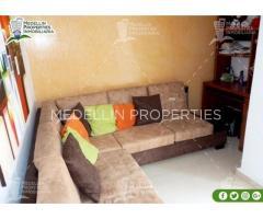 Apartamentos y Casas Vacacional en Medellín Cód: 4576