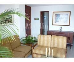 Apartamentos Amoblados en Alquiler - Medellín Cód: 4200