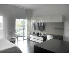 Apartamentos Amoblados en Alquiler - Medellín Cód: 4191