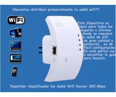 Repetidor Wifi en cali a solo $50.000
