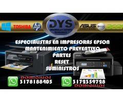 Dys Reparación Y Mantenimiento De Computadores E Impresoras-ibague-domicilios