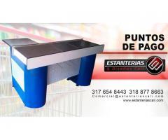 ESTANTERÍAS Y GÓNDOLAS PARA SUPERMERCADOS