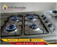 Reparación y Mantenimiento de Estufas 4580869