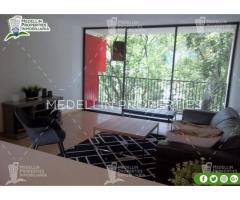 Alquiler Temporal de Apartamentos en Medellín Cód: 4608