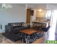 Alquiler Temporal de Apartamentos en Medellín Cód: 4610
