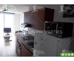 Alquiler Temporal de Apartamentos en Medellín Cód: 4612