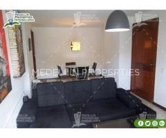 Alquiler Vacacional de Amoblados en Medellín Cód: 4614