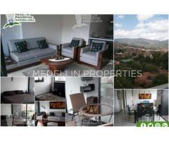 Apartamentos Amoblados en Alquiler - Envigado Cód: 4617