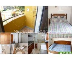 Apartamentos Amoblados en Alquiler - Envigado Cód: 4618