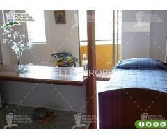 Apartamentos Amoblados en Alquiler - Medellín Cód: 4619