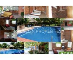 Alquiler de Fincas por Días en Antioquia-Girardota Cód: 4547
