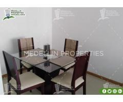 Económico Alojamiento Amoblado en Bello Cód: 4878