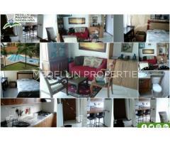 Apartamentos Amoblados Medellin : 4533