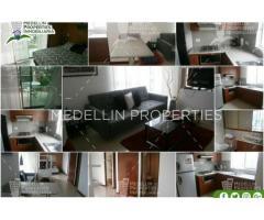Apartamentos Amoblados en el Poblado Medellin :4534