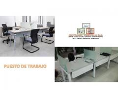 REUBICACION Y REPARACIÓN DE OFICINAS