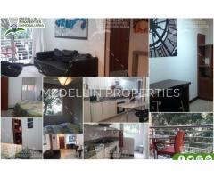 -Apartamentos amoblados medellin Cód: 4831